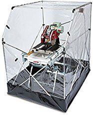 Diy Wet Saw Tent Diy Table Saw Plastic Flooring Table Saw
