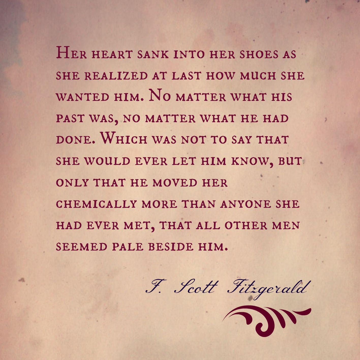 F Scott Fitzgerald Love Quotes: F. Scott Fitzgerald
