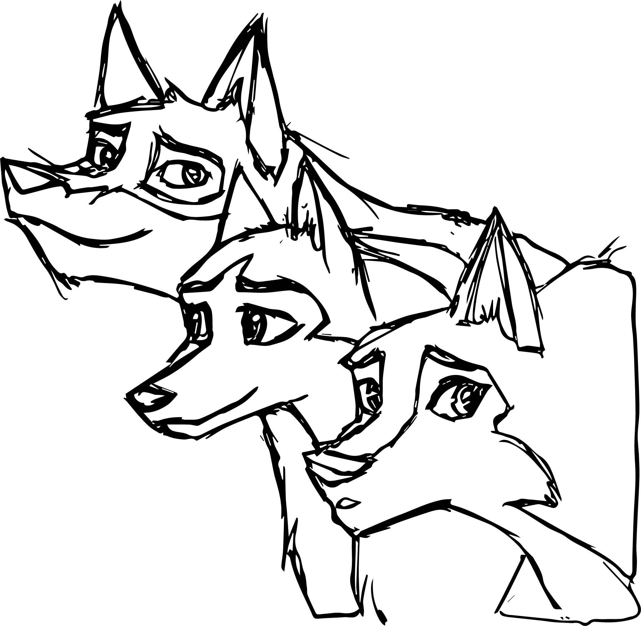 Pin By Nemora Hoff On Desenhos De Caes Dog Sketch Coloring Pages Anime [ 2030 x 2080 Pixel ]
