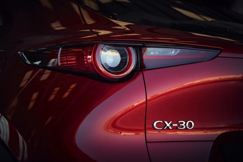 2019 Mazda Cx 30 Broadens Mazda S Crossover Range Pictures Photos