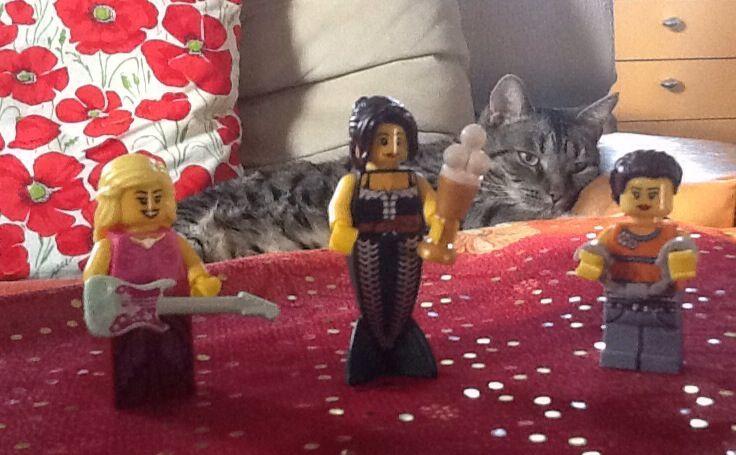 Lego Girls & Kirk