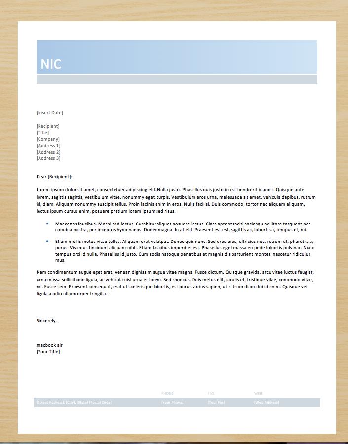 Prospect Cover Letter Template Word - Http://Exampleresumecv.Org