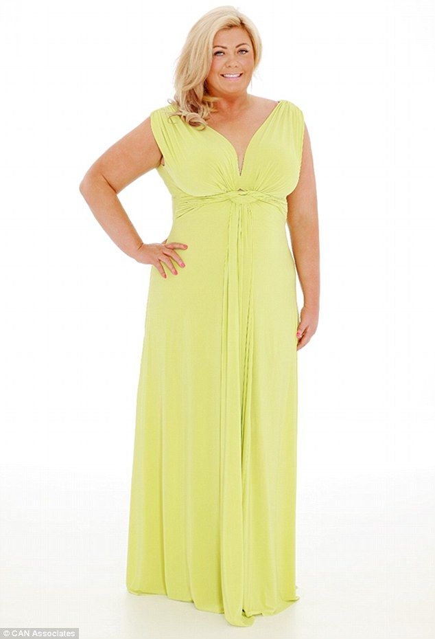 Gemma collins jamaica maxi dress