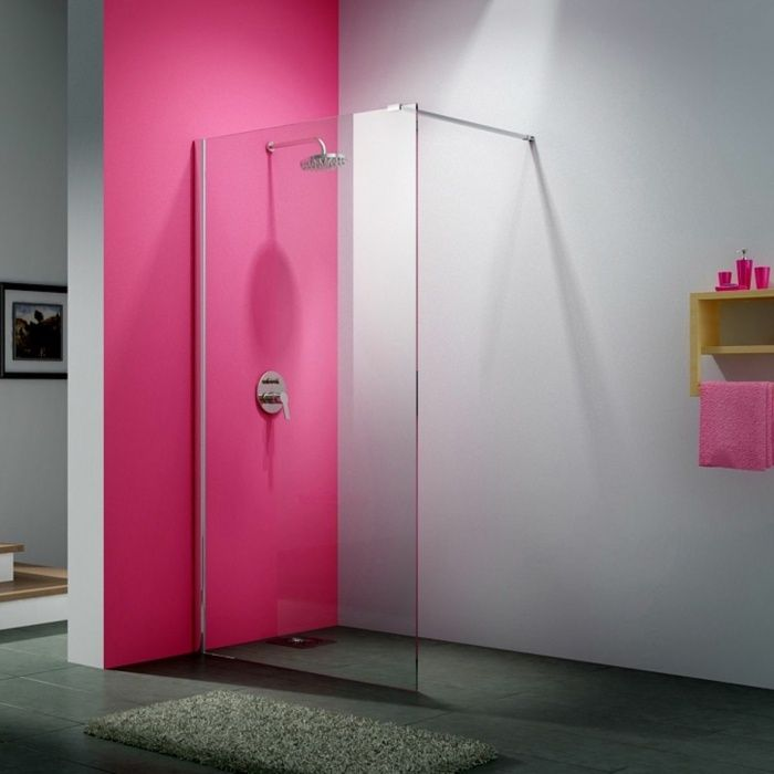 Salle de bains design avec douche italienne photos conseils Wands - salle de bain design douche italienne