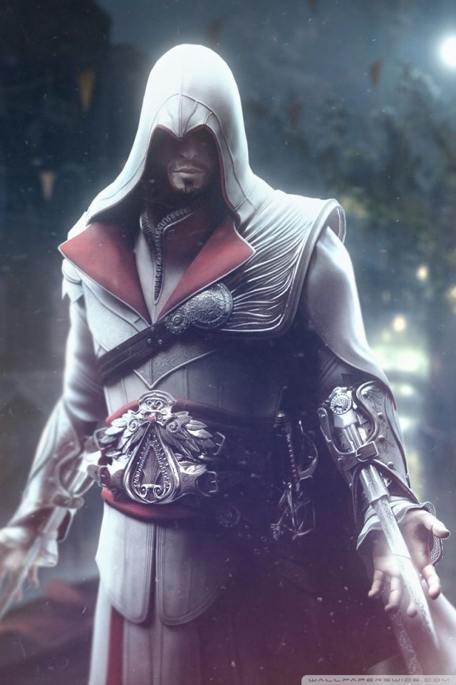 Ezio Auditore Enhanced Wallpaper Iii Hd Desktop Wallpaper High
