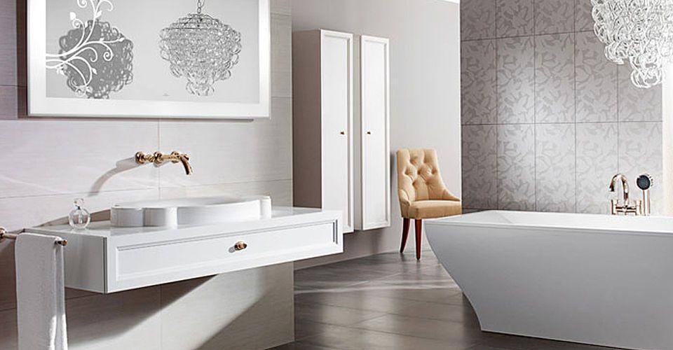 bad & heizung - Bad / Sanitär - Badezimmer - Villeroy & Boch - La ...
