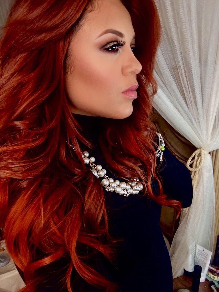 Red Hair My Favorite Loreal Pro Hair Color Copper Loreal