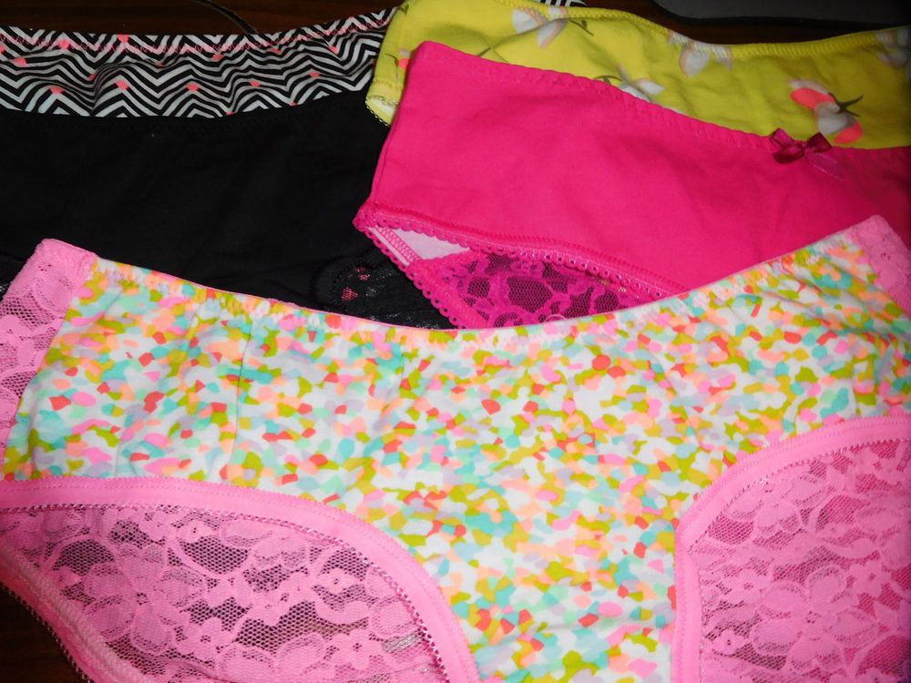 New w//Tag Victoria/'s Secret Low Rise /'Cheekfit/' Back Hiphugger Size S