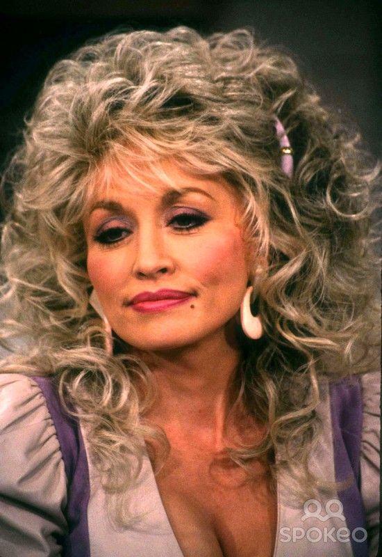 NY 1989 Dolly Parton