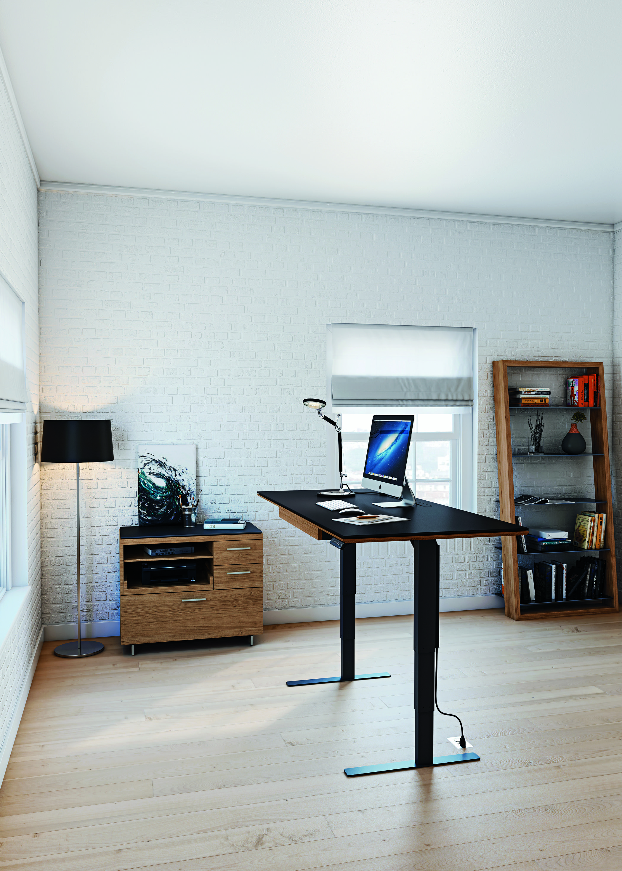 Office essentials recliner office furniture chair hon office furniture business furniture