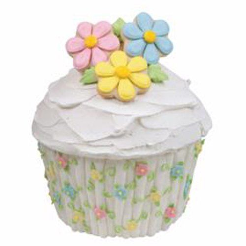 Cake - Donu0027t be misled.this large cupcake-shaped cake is over 7 inches high! The Dimensions pan makes it easy to impress and a snap to decorate with ...  sc 1 st  Pinterest & Amazon.com: Wilton 2105-5038 Giant Cupcake Pan: Kitchen u0026 Dining ...