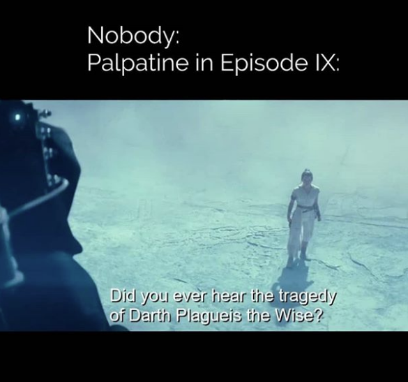 Star Wars The Rise Of Skywalker Memes That Are Making Us Cry 28 Memes Star Wars Star Wars Humor Star Wars Facts