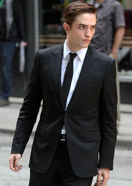 Robert Pattinson, en Cosmopolis
