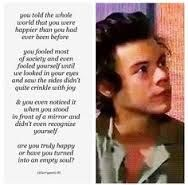 larry stylinson poetry - Google Search