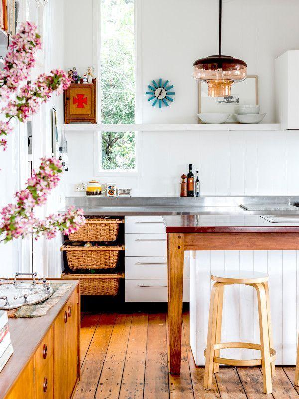 Inside The Modern Transformation Of An Old Victorian  Kitchens Magnificent Kitchen Designer Brisbane Inspiration Design