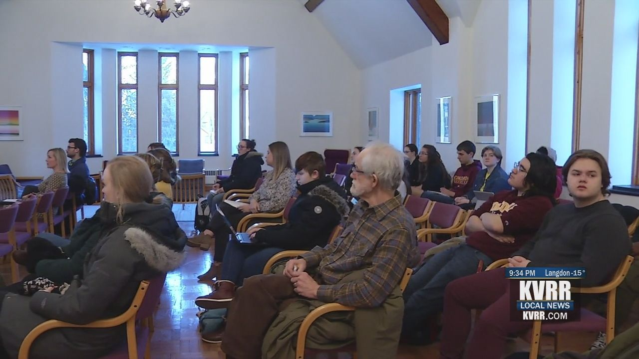Concordia College Students Talks LGBTQ Issues At Gender