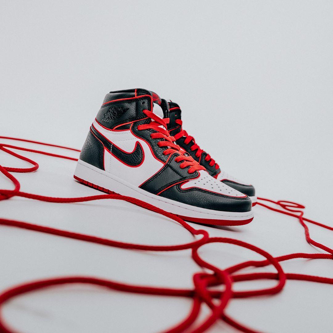 Nike Air Jordan 1 Retro High Og Bloodline Us 4 5 12 120
