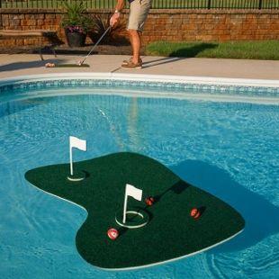 Aqua Golf Backyard Game