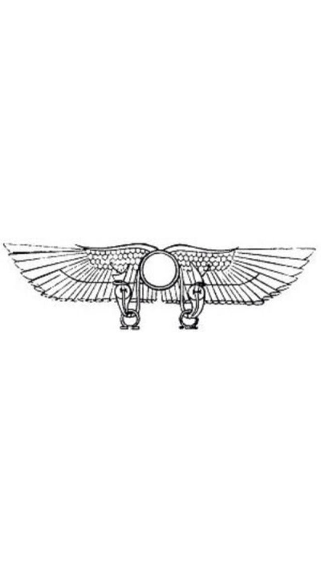 The Ancient Egyptian Symbol Of Love Light Cosmic Harmony The