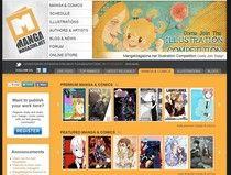 Manga Magazine brings Anime to the Internet....Socially
