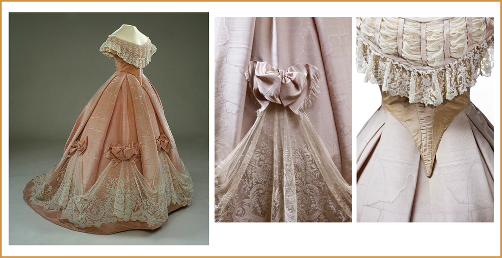 1865 - royal ball gown