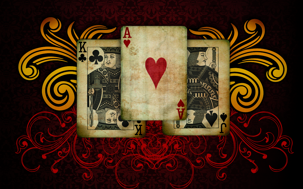 Card Poker Wallpapers 1080p Printed Cushion Covers Cards