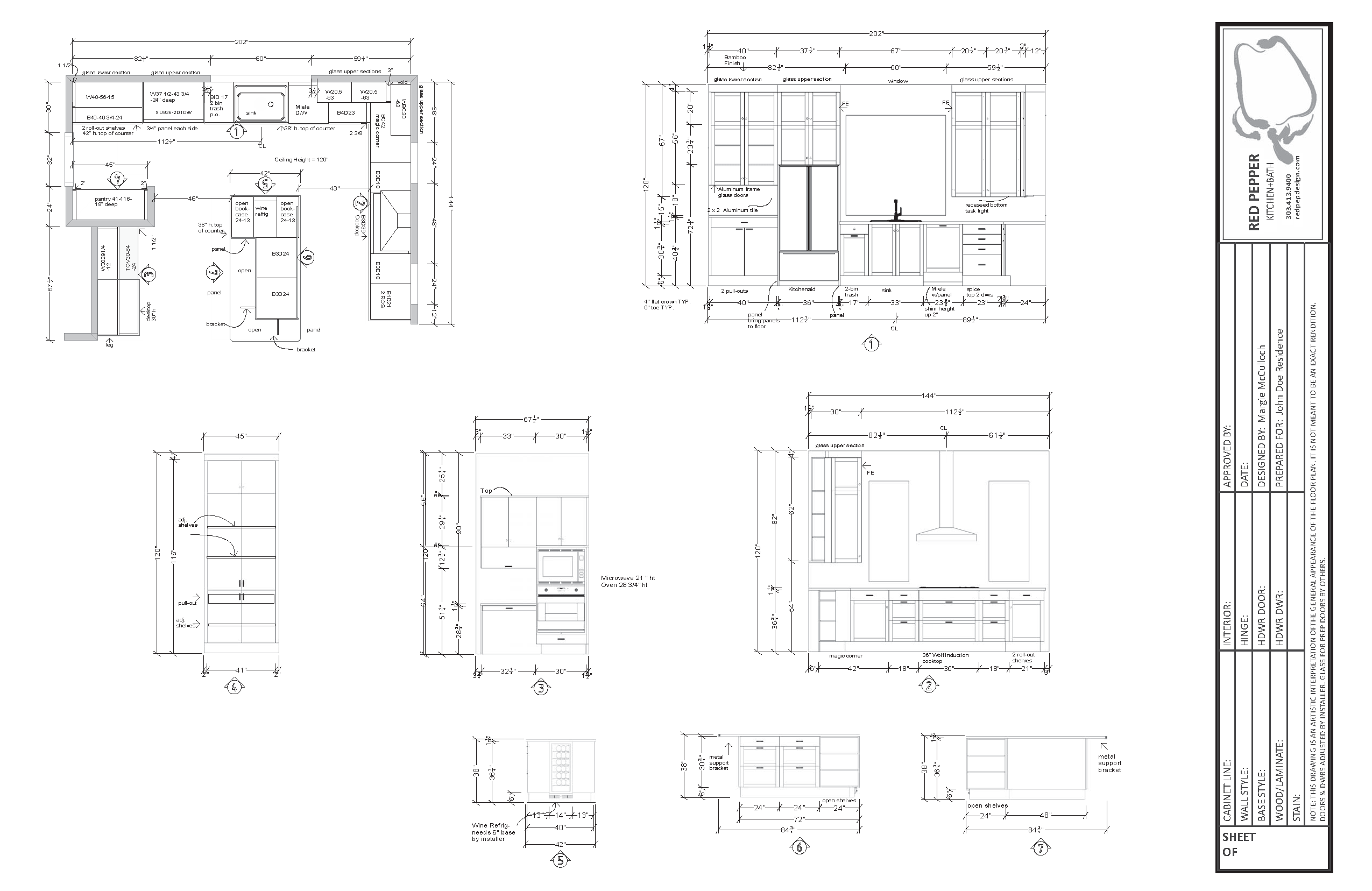 Autocad For Kitchen Design Autocad Title Block Examples Google Search Home Plans