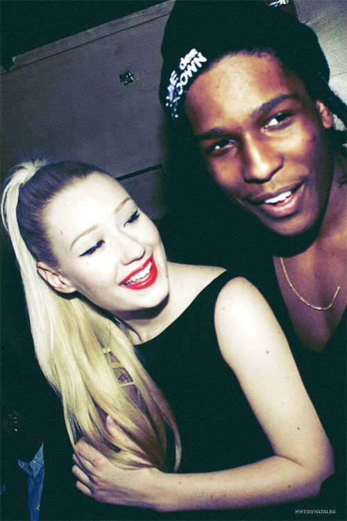 Iggy Azalea dating ASAP Rocky