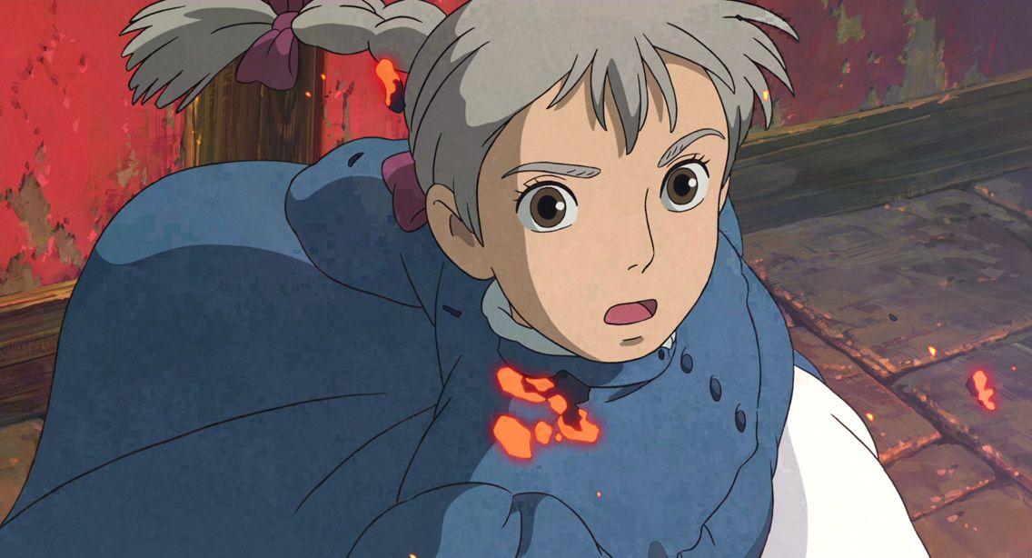 Hayao Miyazaki S Howl S Moving Castle 2020 スタジオジブリ かわいい ハウルの動く城