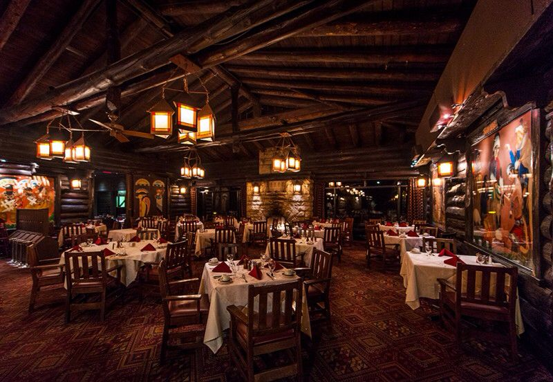 El Tovar Hotel Dining Room The Grand Canyon Pinterest Grand Delectable Grand Canyon Lodge Dining Room
