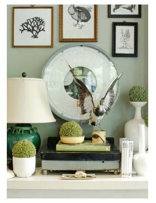 Cool clean and quirky tabletop from the House of Fifty!