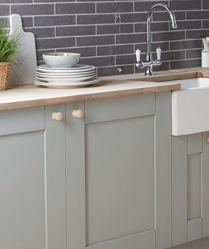 Kitchen Tiles Grey artisau gloss grey tile™ | for the home: kitchen | pinterest
