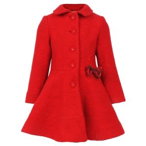 Cutest coat I have ever seen for little girls. But 126$ GEEZ ...