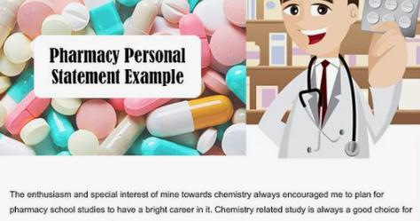 Pharmacy entrance essays