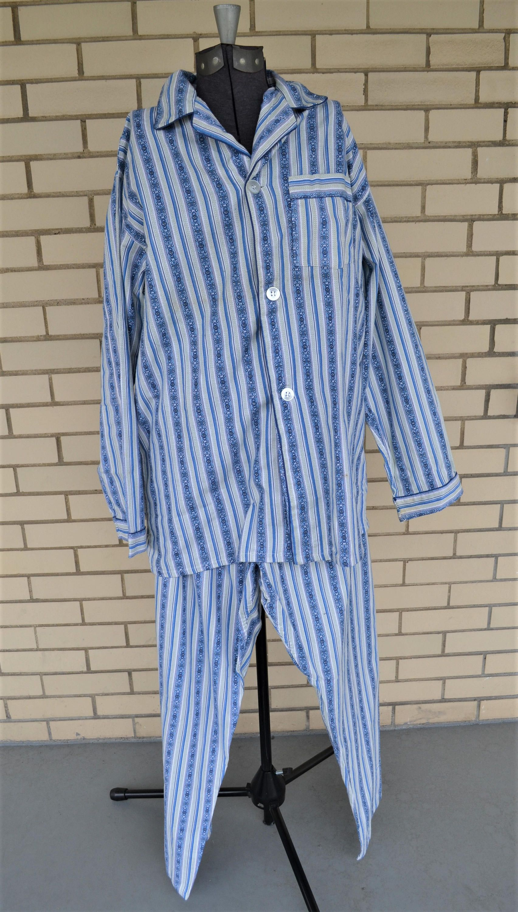 92ee5accc9bb 60s men s pajama set