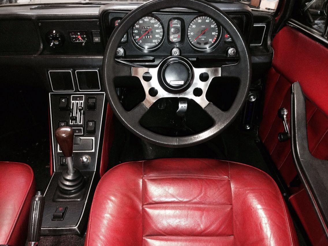 Interior Fiat X1 9 With Images Fiat Cars Fiat Spider Fiat
