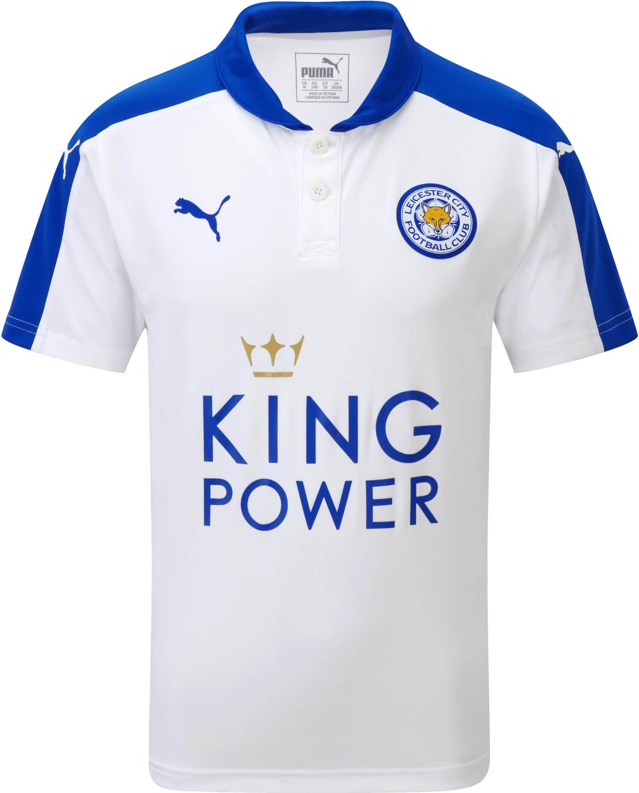 Leicester City FC (England) - 2015/2016 Puma Third Shirt