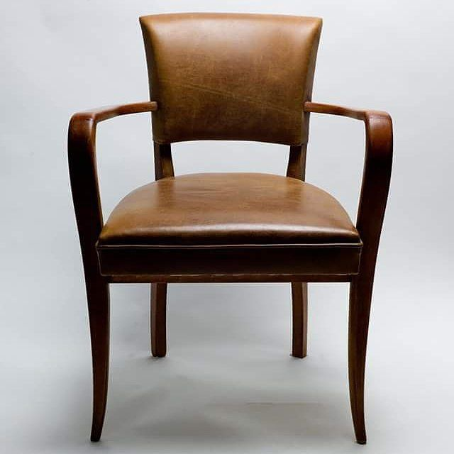 Fauteuil Bridge Cuir Garniture Pelote Tapisserie Dameublement - Comment retendre le cuir d un canapé