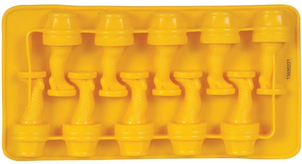 Party Fun! A Christmas Story Leg Lamp Silicone Ice Cube Tray  Mold