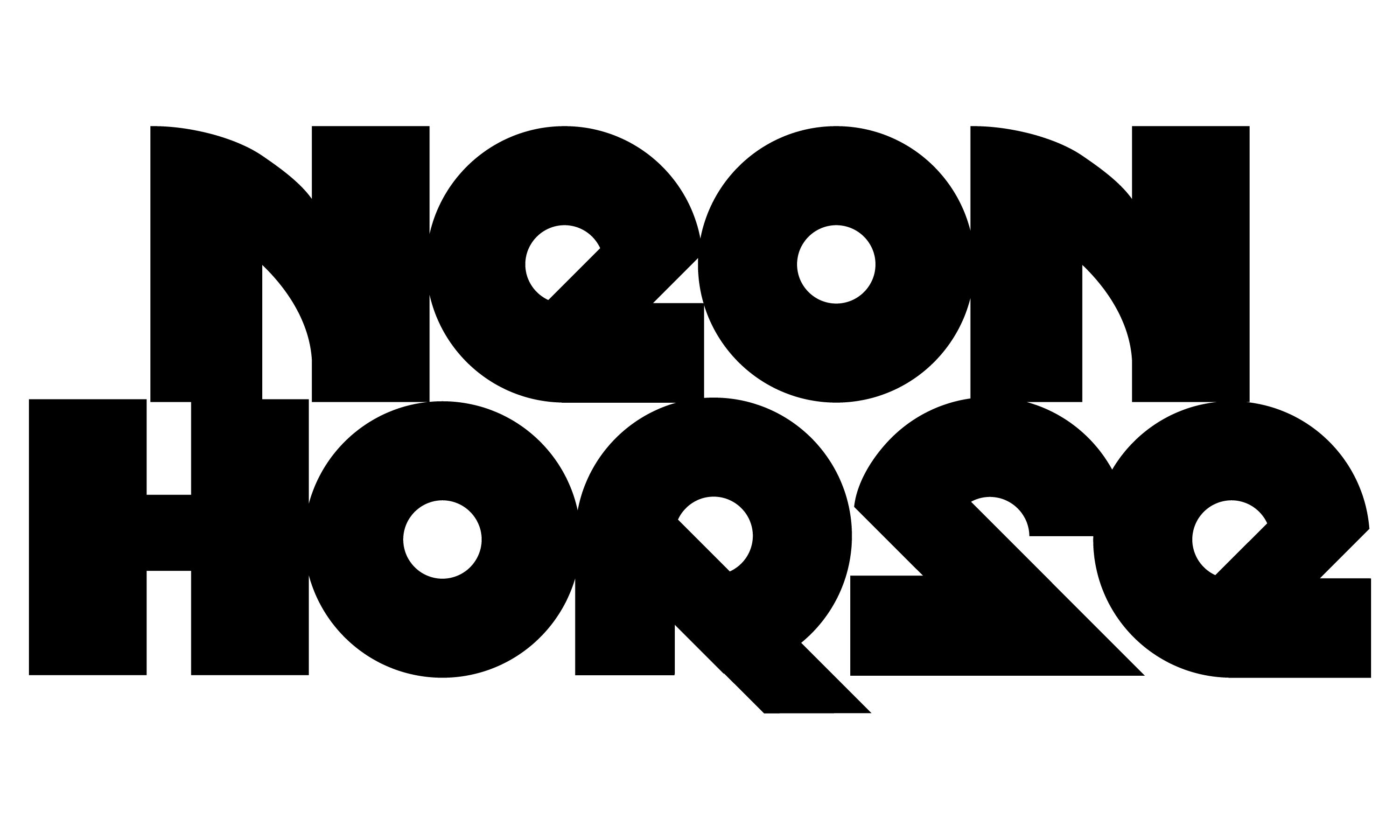 Neon Horse band logo | Inspiration - Christian Band Logos