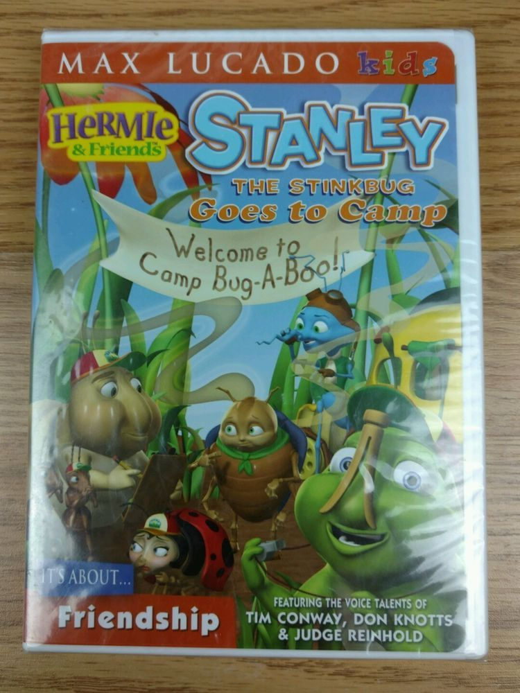 Max Lucado's Hermie & Friends Stanley The Stinkbug Goes To