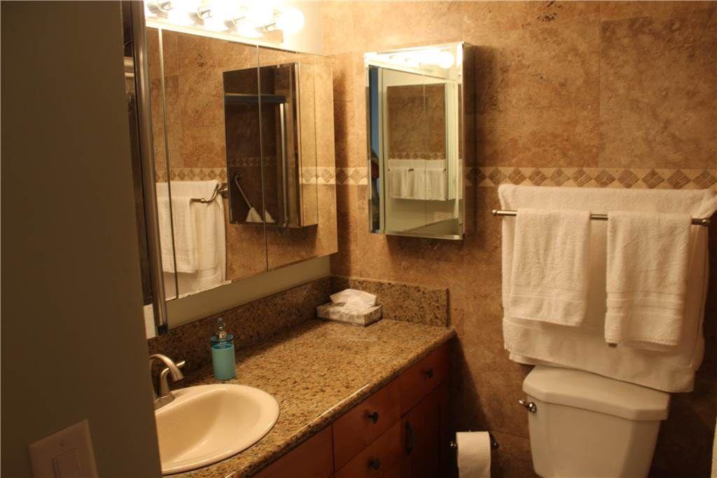 Kahana Reef #1380222 | Maui Hawaii Vacations Updated Bathroom