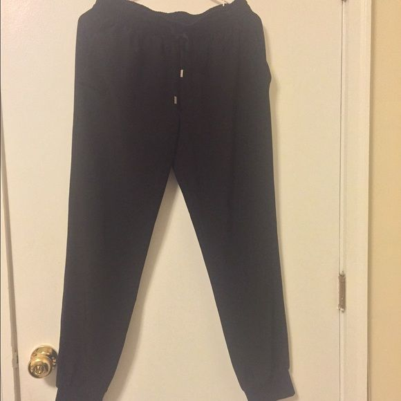 Parachute pants From forever 21. Super comfortable. Pants