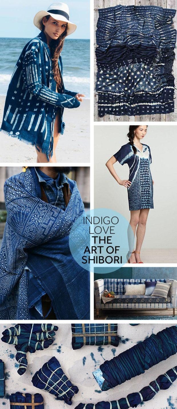 shibori-fashion-trend | shibori | pinterest | shibori, fashion and
