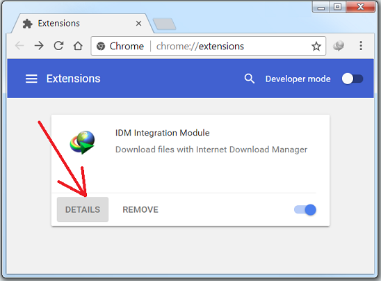 I Do Not See Idm Extension In Chrome Extensions List How Can I Install It How To Configure Idm Extension For C Chrome Extensions Extensions Software Projects