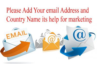 e mail address for email marketing free email address list 3