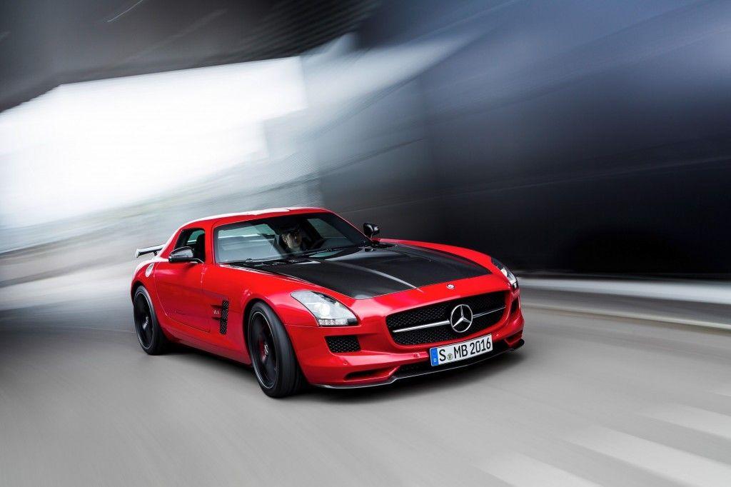2015 Mercedes Benz Sls Amg Gt Final Edition Makes Debut Mercedes
