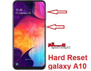 طريقة فرمتة ﻮ اعادة ضبط المصنع ﺳﺎﻣﻮﺳﻨﺞ جلاكسي Samsung Galaxy A50 Galaxy Hard Samsung Galaxy