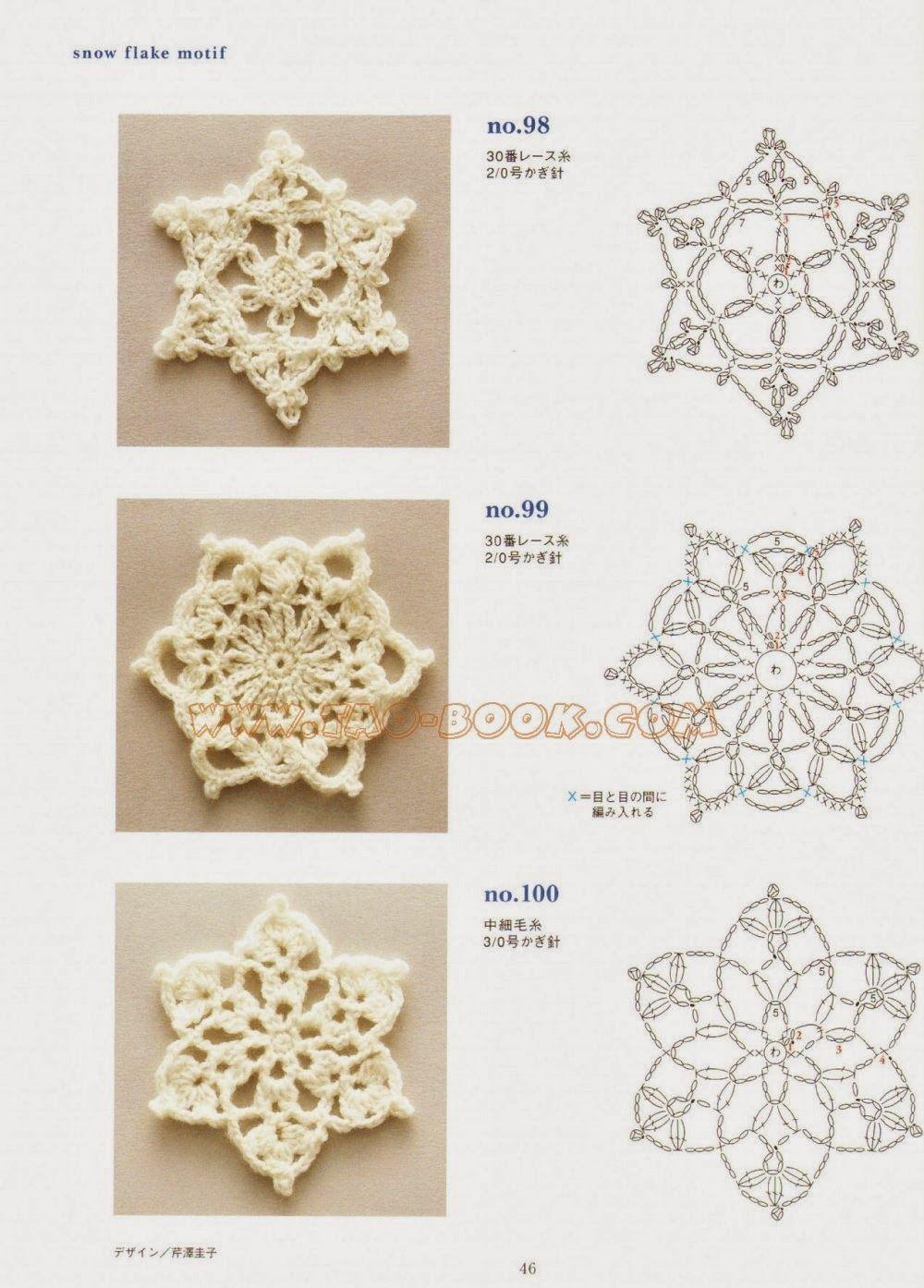 szydelkowe motywy | crochet | Pinterest | Ganchillo, Carpeta y Tejido