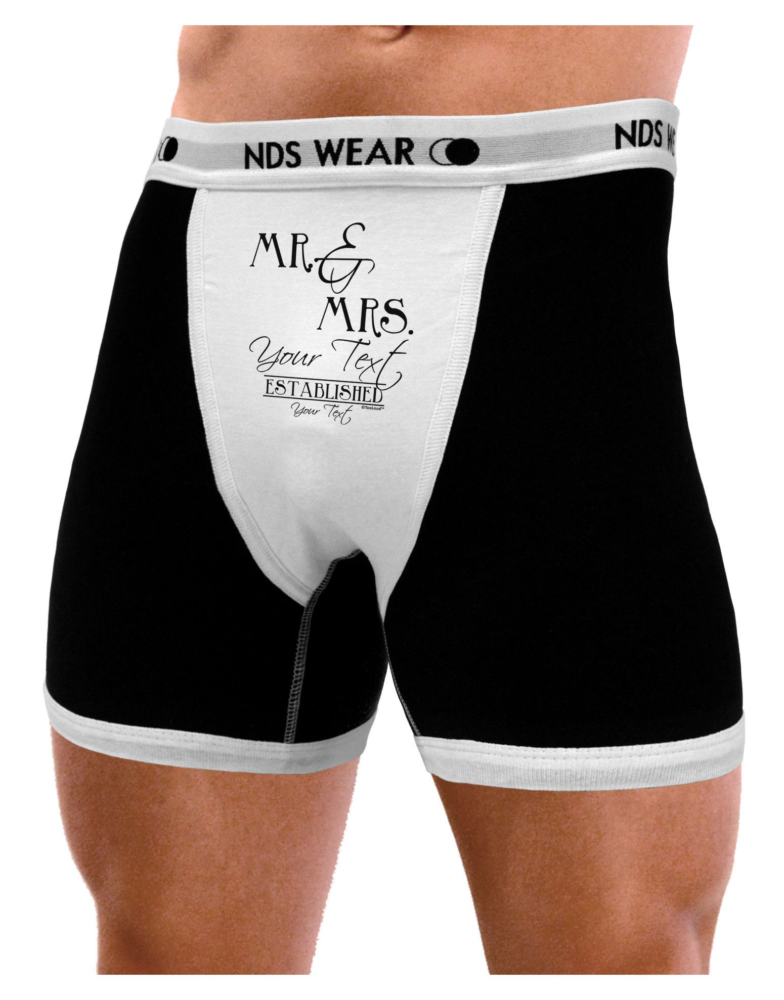 Boxer briefs dating